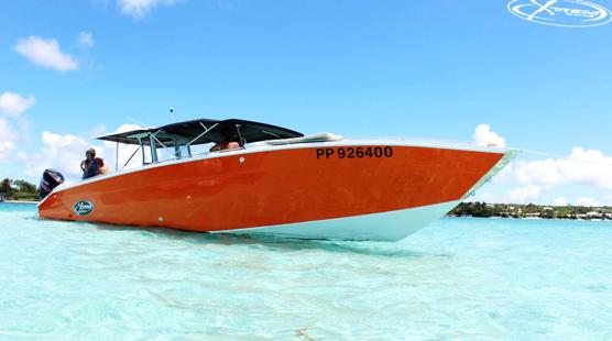bateau xtrem 2